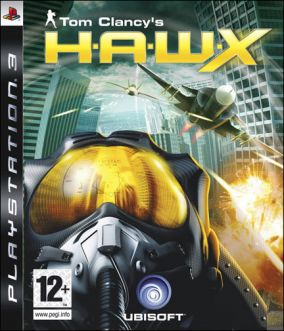 Copertina del gioco Tom Clancy's HAWX per PlayStation 3