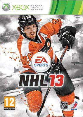 Copertina del gioco NHL 13 per Xbox 360