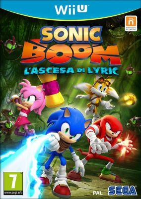 Copertina del gioco Sonic Boom: L'Ascesa di Lyric per Nintendo Wii U