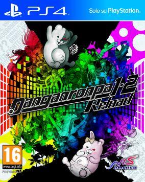 Immagine della copertina del gioco Danganronpa 1&2 Reload per Playstation 4