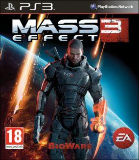 Copertina del gioco Mass Effect 3 per PlayStation 3