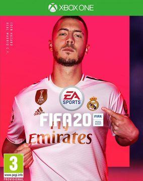 Copertina del gioco FIFA 20 per Xbox One