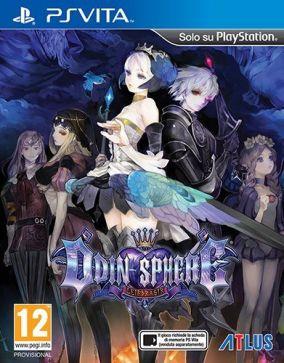 Copertina del gioco Odin Sphere Leifthrasir per PSVITA