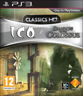 Copertina del gioco Classics HD: Ico & Shadow of the Colossus per PlayStation 3