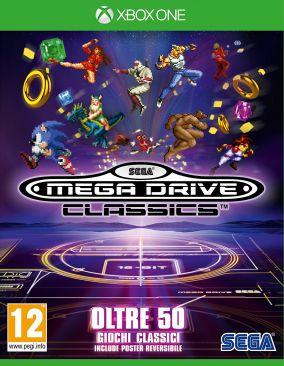 Copertina del gioco SEGA Mega Drive Classics per Xbox One