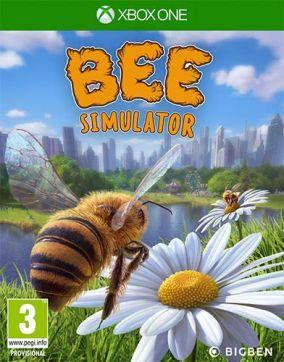Immagine della copertina del gioco Bee Simulator per Xbox One
