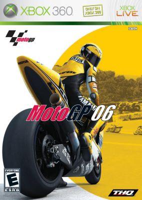 Copertina del gioco Moto GP '06 per Xbox 360