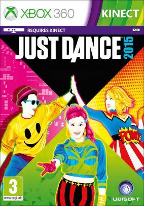Immagine della copertina del gioco Just Dance 2015 per Xbox 360