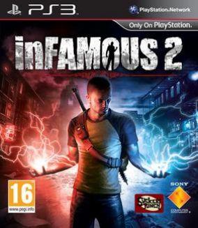 Copertina del gioco InFamous 2 per PlayStation 3