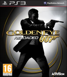 Copertina del gioco GoldenEye 007: Reloaded per PlayStation 3