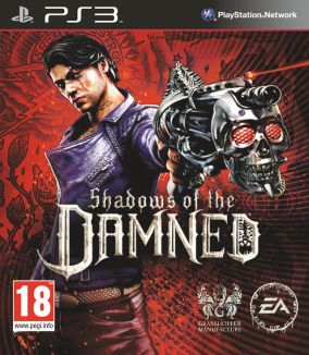 Copertina del gioco Shadows of the Damned per PlayStation 3