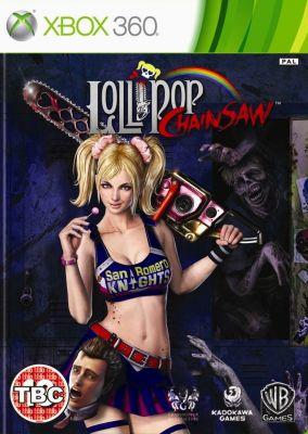 Copertina del gioco Lollipop Chainsaw per Xbox 360