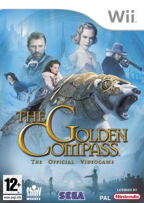 Immagine della copertina del gioco La Bussola d'Oro per Nintendo Wii