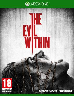 Copertina del gioco The Evil Within per Xbox One