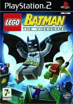 Copertina del gioco LEGO Batman: Il Videogioco per PlayStation 2