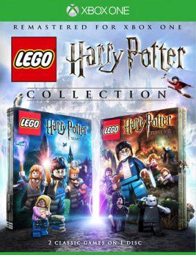 Copertina del gioco LEGO Harry Potter: Collection per Xbox One