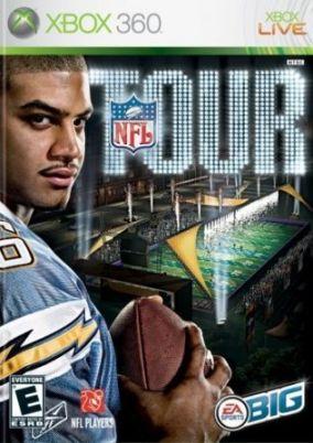 Copertina del gioco NFL Tour per Xbox 360