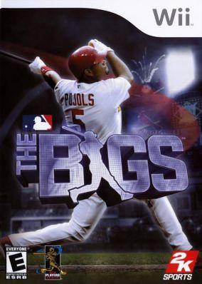 Immagine della copertina del gioco The Bigs per Nintendo Wii