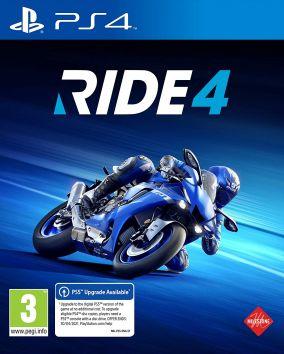 Immagine della copertina del gioco Ride 4 per PlayStation 4