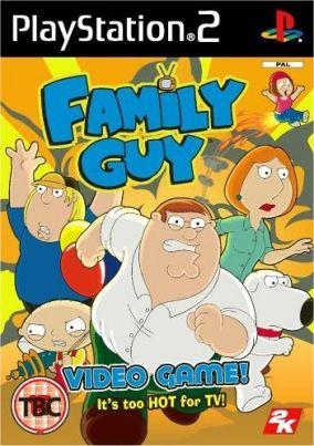 Immagine della copertina del gioco I Griffin per PlayStation 2