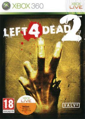 Immagine della copertina del gioco Left 4 Dead 2 per Xbox 360