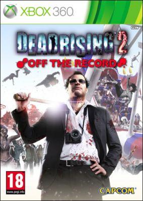Copertina del gioco Dead Rising 2: Off the Record per Xbox 360