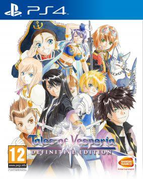 Immagine della copertina del gioco Tales of Vesperia: Definitive Edition per PlayStation 4