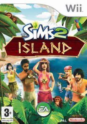 Immagine della copertina del gioco The Sims 2: Island per Nintendo Wii