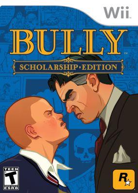Immagine della copertina del gioco Bully: Scholarship Edition per Nintendo Wii