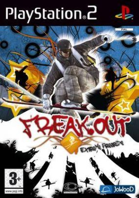 Copertina del gioco Freak Out: Extreme Freeride per PlayStation 2