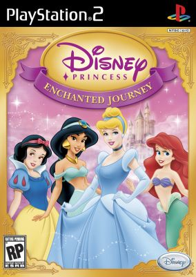 Immagine della copertina del gioco Disney Principesse: Il Viaggio Incantato per PlayStation 2