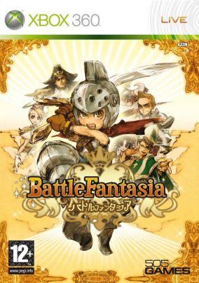 Copertina del gioco Battle Fantasia per Xbox 360