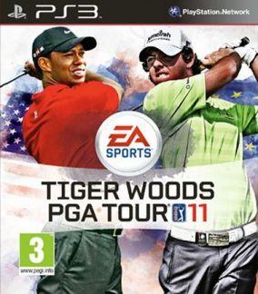 Immagine della copertina del gioco Tiger Woods PGA Tour 11 per PlayStation 3