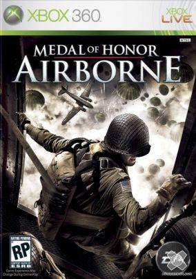 Copertina del gioco Medal of Honor: Airborne per Xbox 360