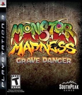 Copertina del gioco Monster Madness: Grave Danger per PlayStation 3