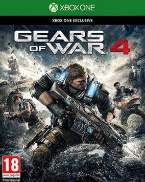 Copertina del gioco Gears of War 4 per Xbox One