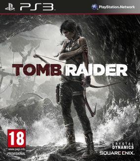 Immagine della copertina del gioco Tomb Raider per PlayStation 3