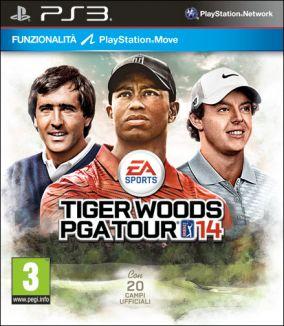 Copertina del gioco Tiger Woods PGA Tour 14 per PlayStation 3