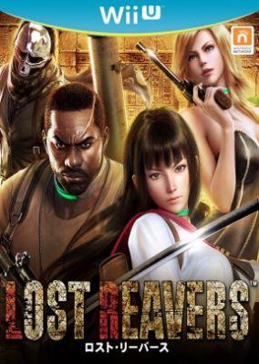 Copertina del gioco Lost Reavers per Nintendo Wii U