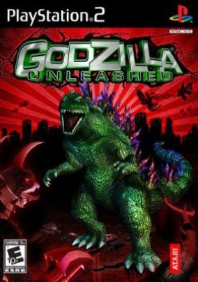 Copertina del gioco Godzilla: Unleashed per PlayStation 2