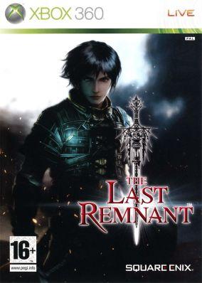 Copertina del gioco The Last Remnant per Xbox 360