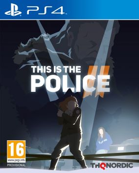 Copertina del gioco This is the Police 2 per Playstation 4