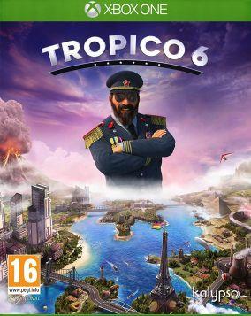 Immagine della copertina del gioco Tropico 6 per Xbox One