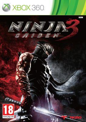 Copertina del gioco Ninja Gaiden 3 per Xbox 360