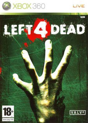 Copertina del gioco Left 4 Dead per Xbox 360