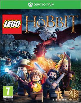 Immagine della copertina del gioco LEGO Lo Hobbit per Xbox One