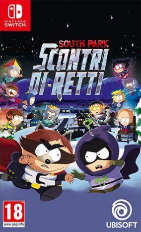 Immagine della copertina del gioco South Park: Scontri Di-Retti per Nintendo Switch