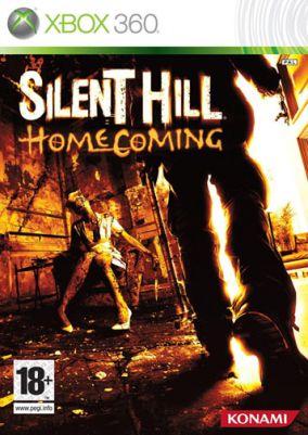 Immagine della copertina del gioco Silent Hill: Homecoming per Xbox 360