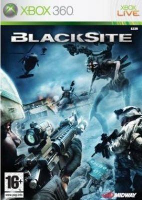 Copertina del gioco BlackSite: Area 51 per Xbox 360