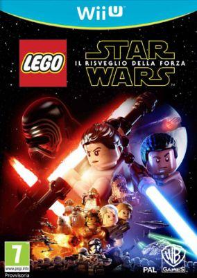 Immagine della copertina del gioco LEGO Star Wars: Il risveglio della Forza per Nintendo Wii U
